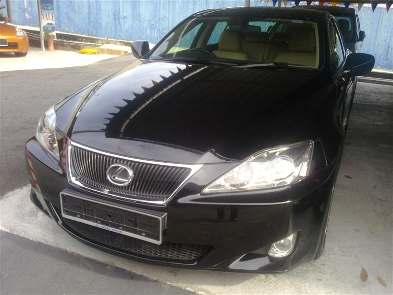 recond 2006 lexus is 250 for sale ad 1985 malaysia. Black Bedroom Furniture Sets. Home Design Ideas