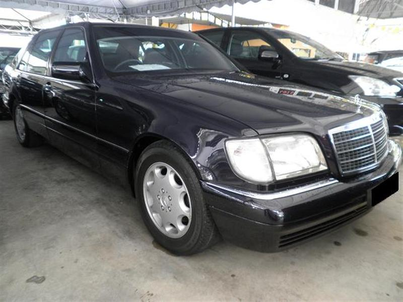 Used 1997 mercedes benz s320 3 2 a 97 for sale rm 46 800 for 1997 mercedes benz s320