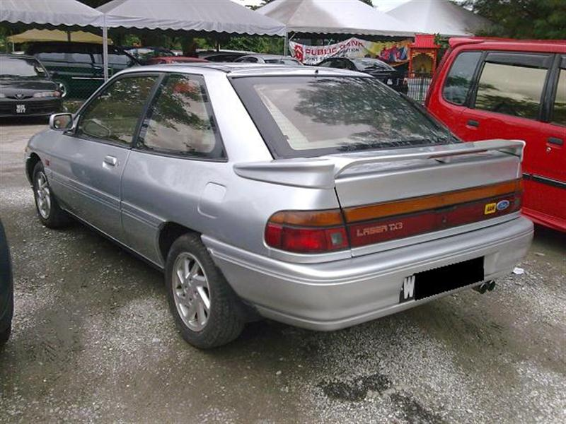1992 Ford Laser Tx3 1 8 M 2door For Sale Rm 12 800 Ad 270 Malaysia Caronline My