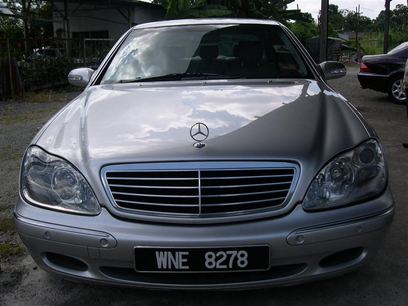 Used 2003 mercedes benz s280 for sale rm 133 000 ad 444 for Mercedes benz s280 for sale