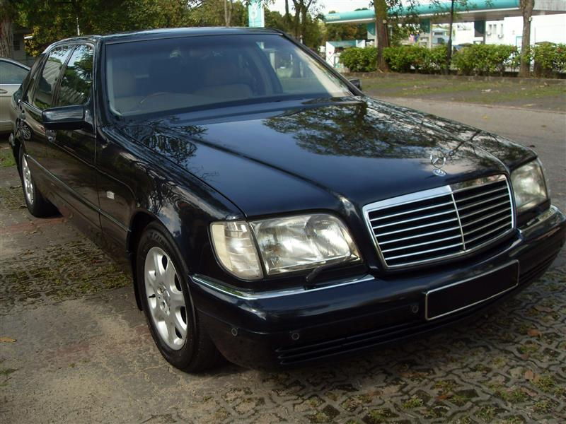 Used 1997 Mercedes Benz S320 Last Batch/Full Spec
