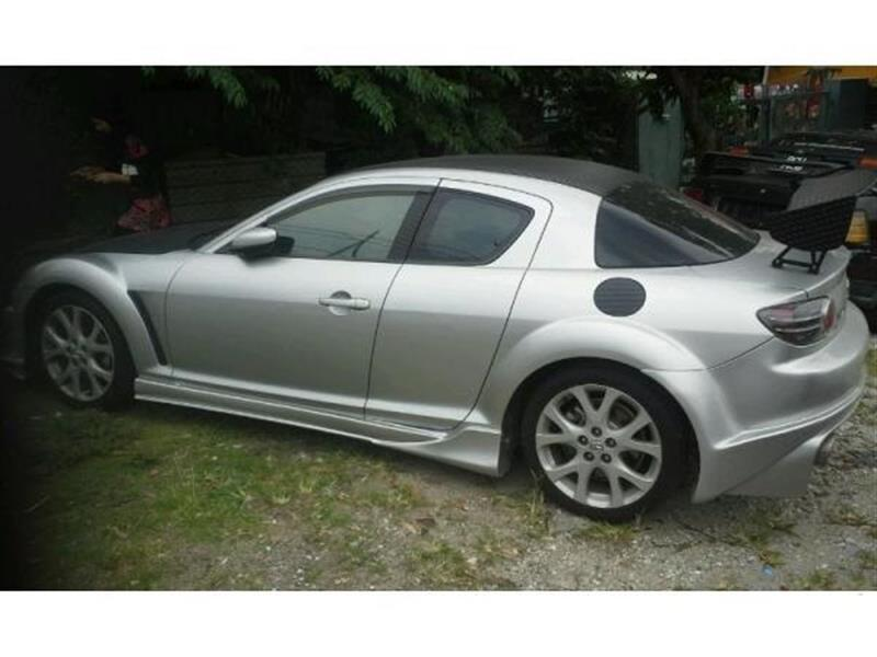 used 2008 mazda rx8 sport car for sale rm 34 888 ad 7329 malaysia. Black Bedroom Furniture Sets. Home Design Ideas