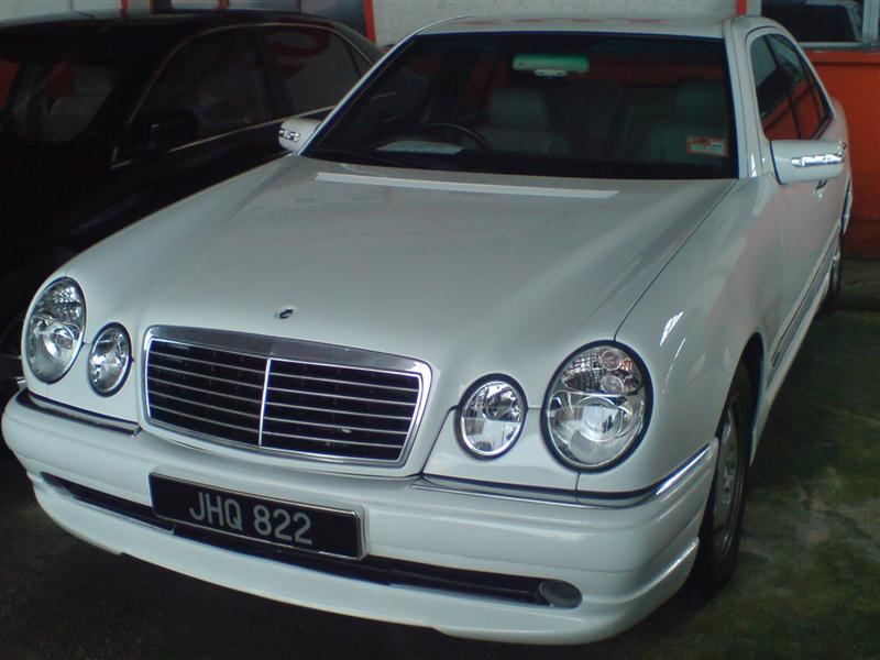 Used 1996 mercedes benz e230 for sale rm 65 000 ad 930 for Mercedes benz e230